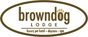 Brow Dog Lodge Logo